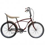 Bicicleta Pegas Strada 1 Alu 3s, Visiniu Cochet