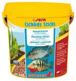 Hrana pentru ciclide - SERA - Cichlids Sticks 10 L