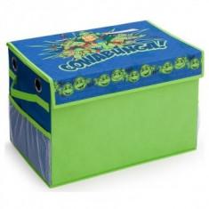 Cutie pentru depozitare jucarii Copii Testoasele Ninja