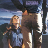 Scorpions Animal Magnetism LP reissue (vinyl+cd)