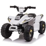 Atv electric 6V Nichiduta Speed 1 White