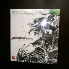 Joc XBOX 360 - Metal Gear Rising: Revengeance Limited Collector's Edition , nou