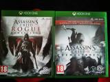 Assassins creed rogue remastered +Assassins creed 3 remastered, Ubisoft