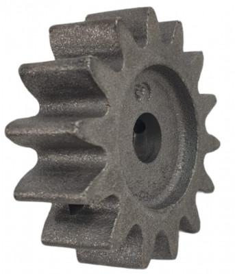 Pinion de antrenare cu 14 dinti, pentru betoniera HCM600, 180L foto