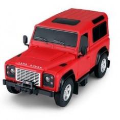 Masina, Rastar, Land Rover Denfender 1:24 RTR cu Telecomanda - Rosu