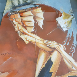 LUIGI PUIU -ARTIST GRAFICIAN IESEAN - GRAFICA