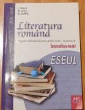 ESEUL. Limba romana pentru examenul de bacalaureat de L. Paicu si M. Lazar