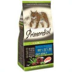 Primordial GF Cat Adult somon și ton 2 kg