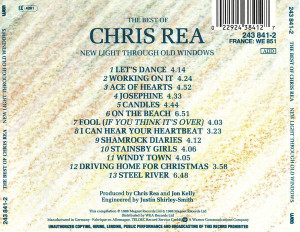 VINIL Chris Rea ‎The Best Of Chris Rea LP VG+