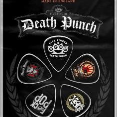 Pene Chitara Five Finger Death Punch: Logos