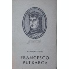 FRANCESCO PETARCA - ALEXANDRU BALACI