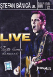 CD Rock: Stefan Banica Jr. - Live ( colectia Jurnalul National nr. 82 )