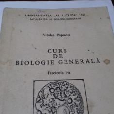 Curs de biologie generală