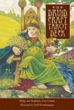 The Druid Craft Tarot - Carti Tarot imagini superbe/ORIGINALE,ENGLEZA+BOOKLET