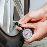 Tester de presiune analogic pentru pneuri - 55779
