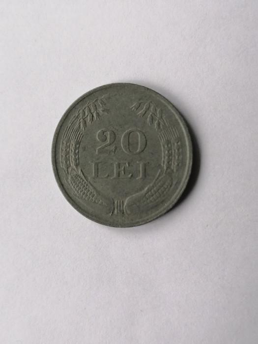 20 lei 1942 .romania zinc .1