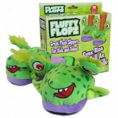 Papuci pentru copii tip figurine Fluffy Flopz S,M,L