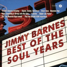 Jimmy Barnes Best Of The Soul Years (cd)