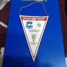 fanion    Dinamo   -  Dinamo  Minsk