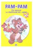 Pam-Pam, un ursuleț la vânătoare de... miere