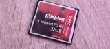Card CF KINGSTON 32 Gb, Compact Flash