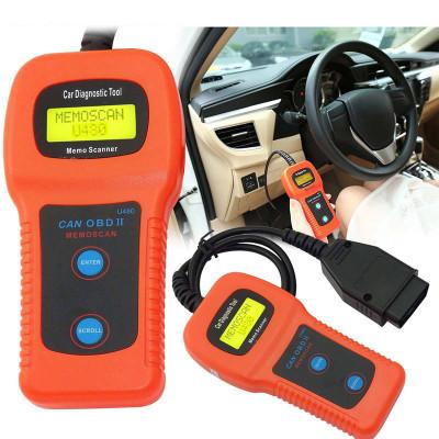 Tester auto multimarca diagnoza OBD2 Scanner foto