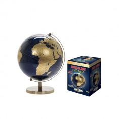 Glob pamantesc cu lumina, lux, 25 cm - S-COOL