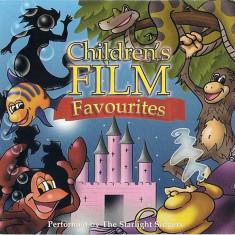 CD The Starlight Singers – Children's Film Favourites