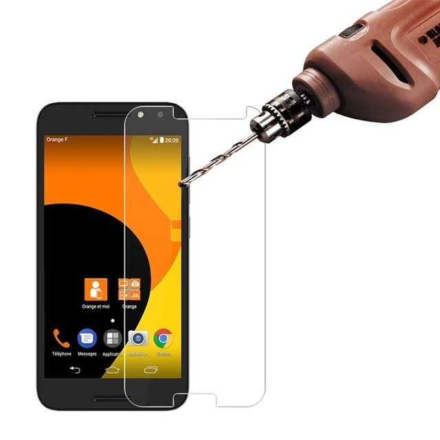 Folie sticla securizata Tempered Glass pentru Orange Dive 72