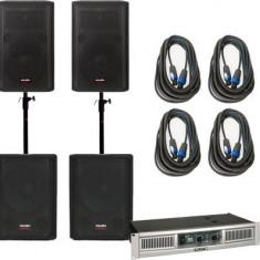 SISTEM AUDIO LIVESTYLE 1500 / QSC GX5