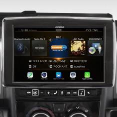 """GPS ALPINE X902D-DU Ecran 9"""" pentru Fiat Ducato III Citroen Jumper II si Peugeot Boxer II compatibil cu Apple CarPlay și Android Auto"""