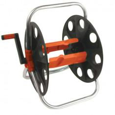 Derulator cu tambur pentru furtun de gradina