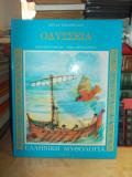 MITOLOGIE GREACA : ODISEEA , CU ILUSTRATII , ATENA , 1992 ( IN LIMBA GREACA )