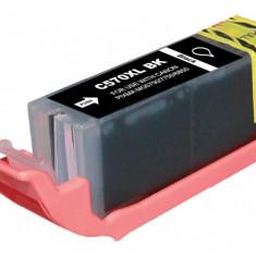 Cartuș imprimantă Canon, compatibil cu PGI-570PGBK XL, capacitate mare