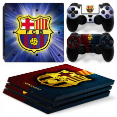 Skin / Sticker FCB Barcelona Playstation 4 PS4 PRO