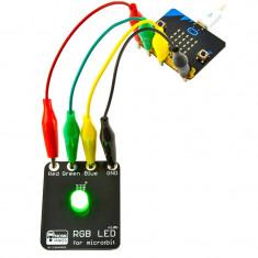 LED RGB pentru micro:bit
