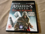 Assassin's Creed Revelations, PS3, original, alte sute de titluri