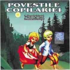 CD Daniela Crăsnaru – Poveștile Copilăriei Nr.6, muzica pentru copii