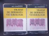 TRATAT DE DERMATO-VENEROLOGIE - Coltoiu (2 volume)