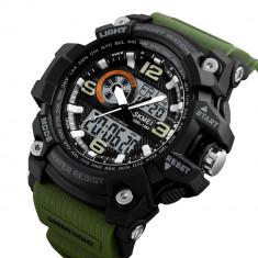 Ceas SKMEI Sport Watch 1283 rezistent la apa 5 culori functii alarma calendar, Lux - sport, Quartz, Cauciuc