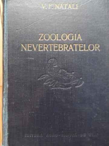 Zoologia Nevertebratelor - V. F. Natali ,520984