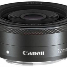Obiectiv Canon EF-M 22mm f/2