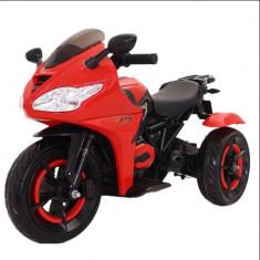 Motocicleta copii electrica Bella pentru copii, cu muzica si lumini