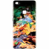 Husa silicon pentru Huawei P10 Lite, Autumn Leaves