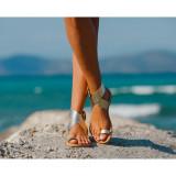 Cumpara ieftin Sandale Afrodita GLD