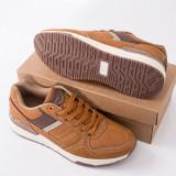 Pantofi casual barbati maro Fomori