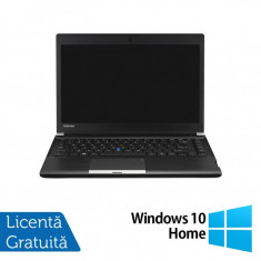 Laptop Toshiba Portege R30, Intel Core i5-4310M 2.70GHz, 4GB DDR3, 250GB SATA, 13 Inch + Windows 10 Home, 4 GB, HDD