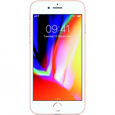 Telefon mobil iPhone 8, 256GB, 4G, Gold, 4.7'', 12 MP, 2 GB, Apple