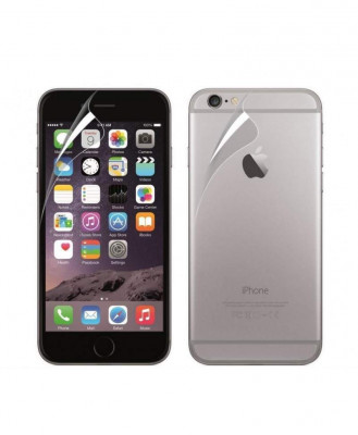 Folie Protectie Ecran Apple Iphone 6 Plus 5.5 (Pachet 5 Buc) foto