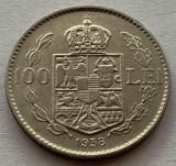 100 Lei 1938 Nichel, Romania, a UNC, RARA!